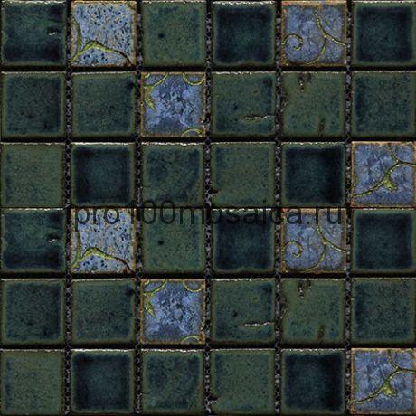 Vint-32(4). Мозаика 45x45x10, серия VINTAGE,  размер, мм: 284*284 (GAUDI)