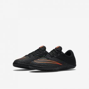Детская обувь для зала NIKE MERCURIALX PRO IC 725280-008 JR