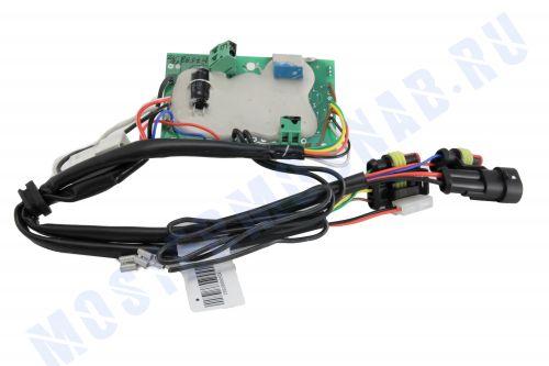 Блок управления 24В (нагнетатель с пластмас. улиткой)сб. 1309