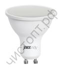 Светодиодная (LED) Лампа Jazzway PLED-SP-GU10 5.5w 3000K теплый