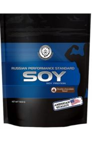 RPS Nutrition Soy Protein (500 гр.)