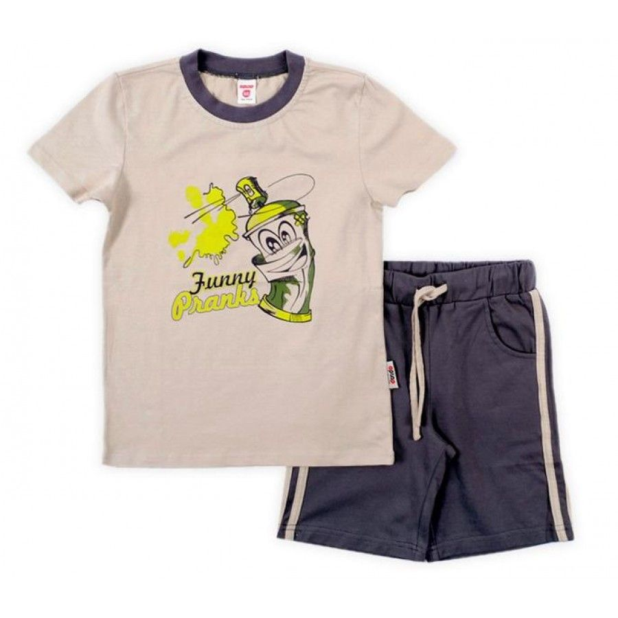Комплект: майка и шорты для мальчика