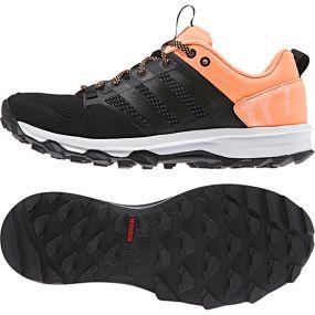 Кроссовки adidas Kanadia 7 чёрные