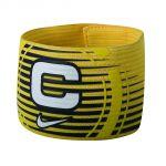 Жёлтая капитанская повязка Nike Football Arm Band