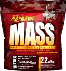Mutant Mass от Fit Foods 5 lb 2270 гр