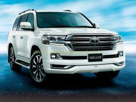 Аэродинамический обвес Modellista для Toyota Land Cruiser 200 2015 -