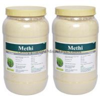 Шамбала (пажитник/метхи) против сахарного диабета Джайн Аюрведик / Jain Ayurvedic Methi Powder