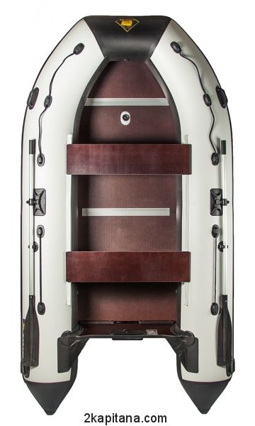 Надувная моторная лодка Ривьера 3400 СК Максима