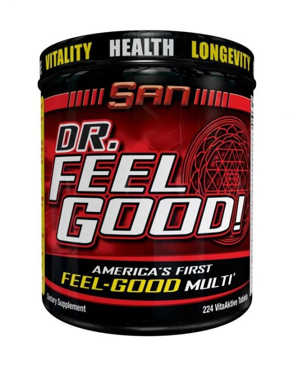SAN - Dr. Feel Good! (224 таб)