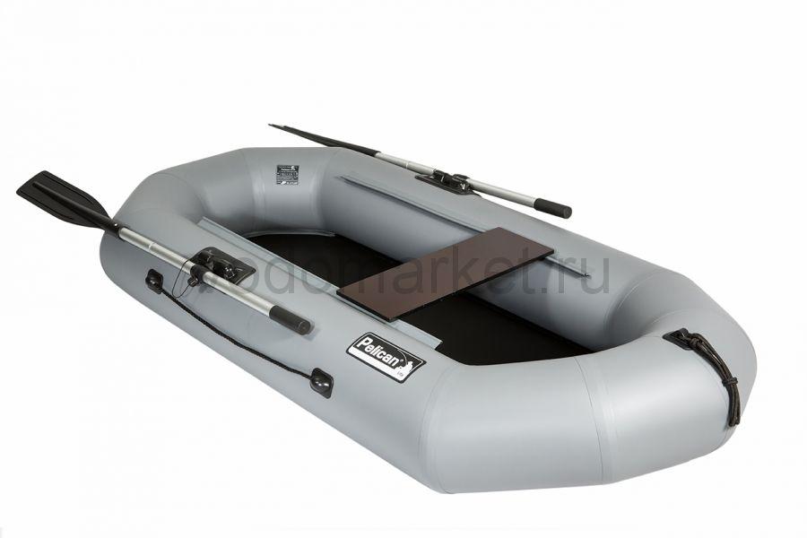 Пеликан 215 надувная гребная лодка из ПВХ