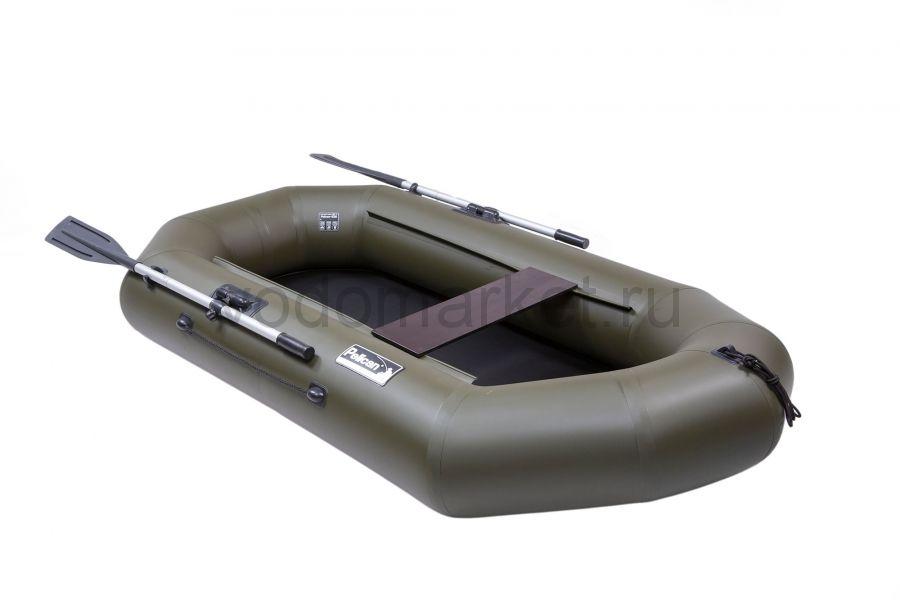 Пеликан 236 надувная гребная лодка из ПВХ