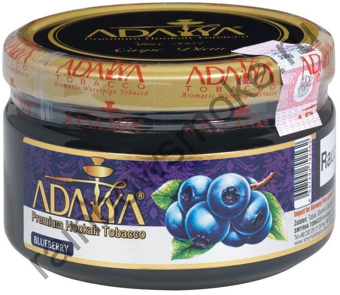 Adalya 250 гр - Blueberry (Черника)