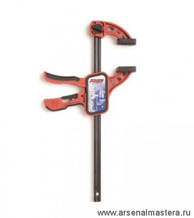 Струбцина Quick-Piher Mini 30*5.5 см быстрозажимная 750N М00005917