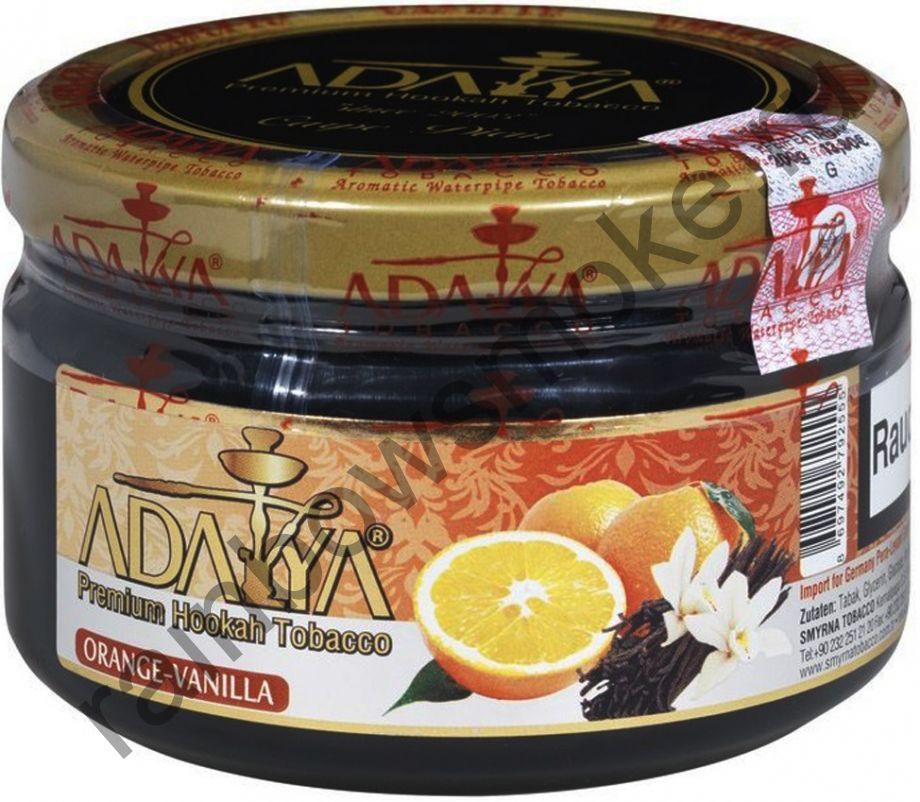Adalya 250 гр - Orange and Vanilla (Апельсин и Ваниль)