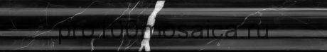 B081-2 Бордюр мрамор (50х305х25 мм)  (NATURAL)