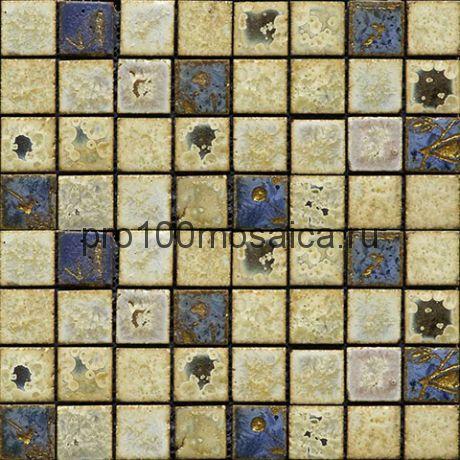 Vint-7(3). Мозаика 33x33x10, серия VINTAGE,  размер, мм: 280*280 (GAUDI)