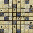 Vint-7(3). Мозаика 33x33x10, серия VINTAGE,  размер, мм: 280*280 (GAUDI, Испания)