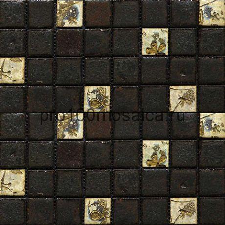 Vint-12(3). Мозаика 33x33x10, серия VINTAGE,  размер, мм: 280*280 (GAUDI)