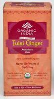 Чай Тулси Имбирь Органик Индия / Organic India Tulsi Ginger