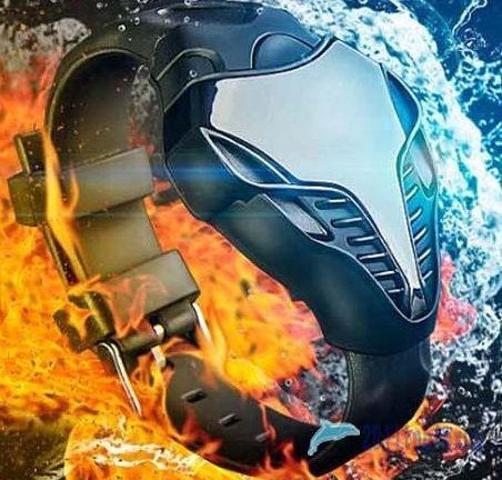 Светодиодные часы Iron Cobra