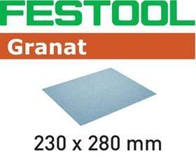 Губка шлифовальная 230x280 P100 GR/10