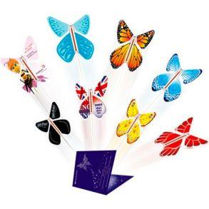 Летающая бабочка сюрприз
