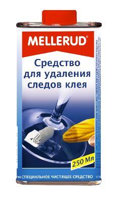 Немецкое средство для удаления следов клея, чернил, туши, жира Меллеруд (Mellerud)
