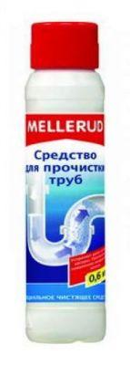 Немецкое средство для прочистки старых и пластиковых труб (в гранулах) Меллеруд (Mellerud)