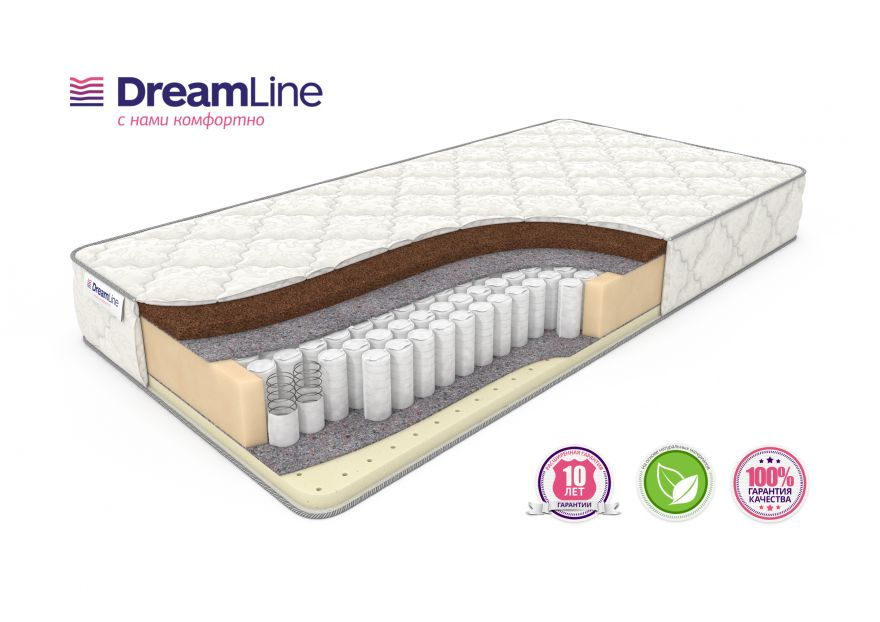 Матрас SleepDream TFK | DreamLine