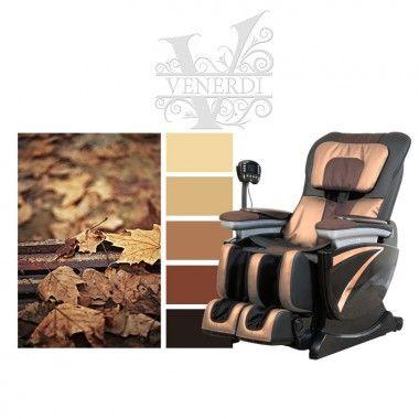 Массажное кресло «Осенний вальс» Takasima VENERDI FUTURO