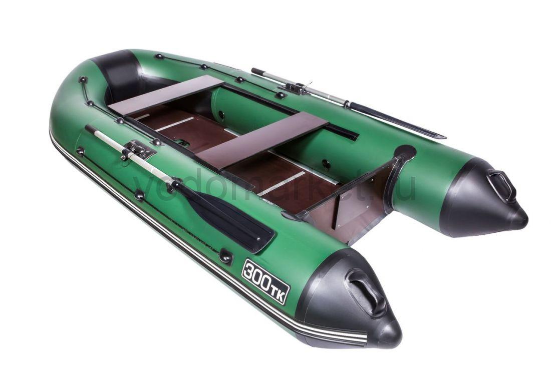 Пеликан 300ТК - киль, жесткое дно (моторная лодка ПВХ)
