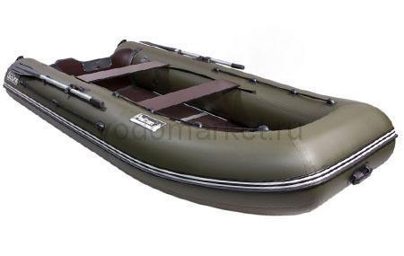 Пеликан 320ТК - киль, жесткое дно (моторная лодка ПВХ)