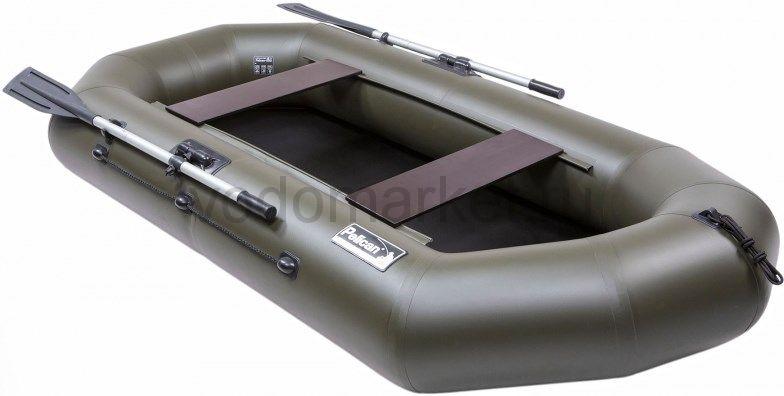 Пеликан 250 (гребная лодка ПВХ)