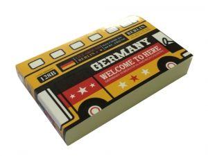 """Блокнот """"Автобус""""  Германия"""