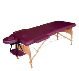 Массажный стол DFC Nirvana Relax слива (Plum)