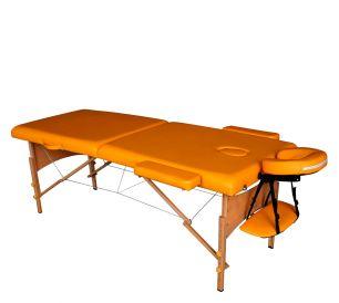 Массажный стол DFC Nirvana Relax горчичный (Mustard)