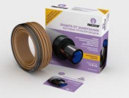 Комплект для обогрева труб кабель Freezstop Lite-15-4