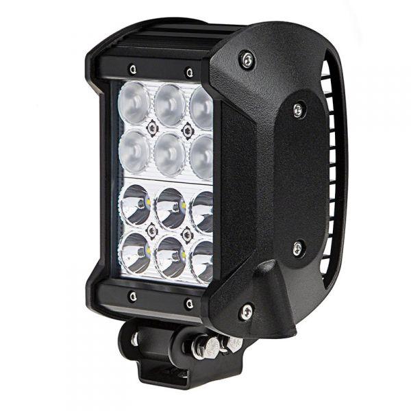 Четырёхрядная светодиодная LED балка комбинированного свечения - 36W CREE