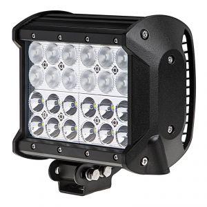Четырёхрядная светодиодная LED балка комбинированного свечения - 72W CREE