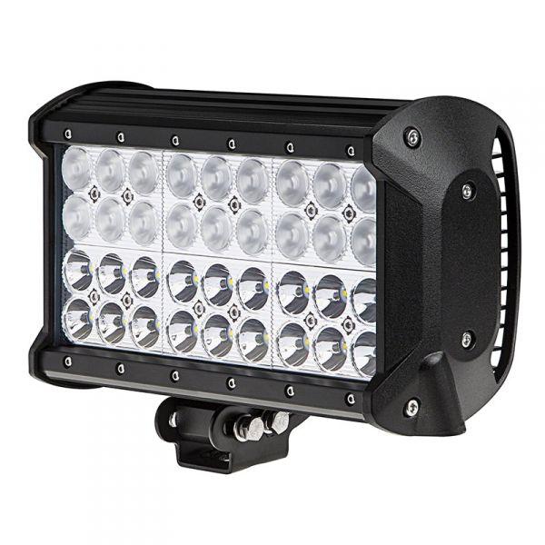 Четырёхрядная светодиодная LED балка - 108W CREE (3W)