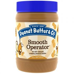 Peanut Butter & Co Smooth Operator Creamy Peanut Butter (454 гр.)