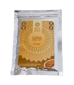 Карри Yoga spice-Всемирно известная индийская приправа,80 г