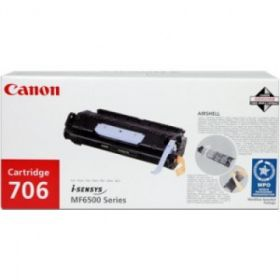 Canon Cartridge 706Bk 0264B002 Картридж оригинальный, 5000 стр.