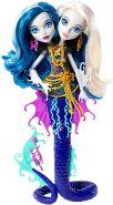 Кукла Пери/Перл Серпентин (Peri&Pearl Serpentine), серия Большой кошмарный риф, MONSTER HIGH