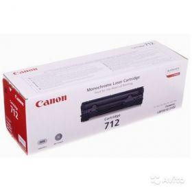 Canon Cartridge 712 оригинальный Черный