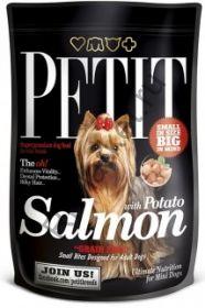 Brit Petit 0,3 кг. /с лососем и картофелем/