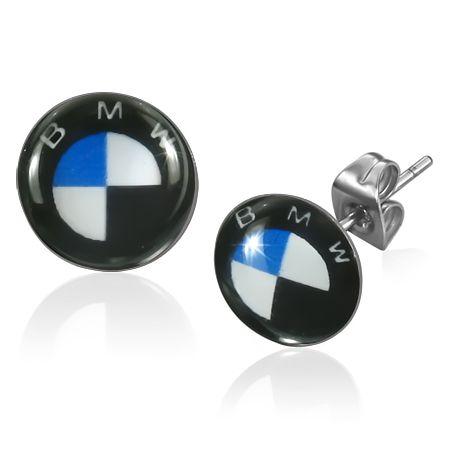 Серьги BMW