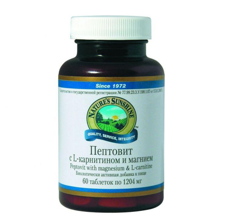 Peptovit/Free Amino Acids (Пептовит/Свободные аминокислоты)