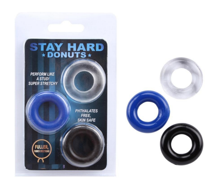 Stay Hard  Donuts