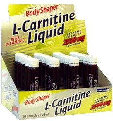 L-Carnitine Liquid 2500 (20 х 25 мл.)